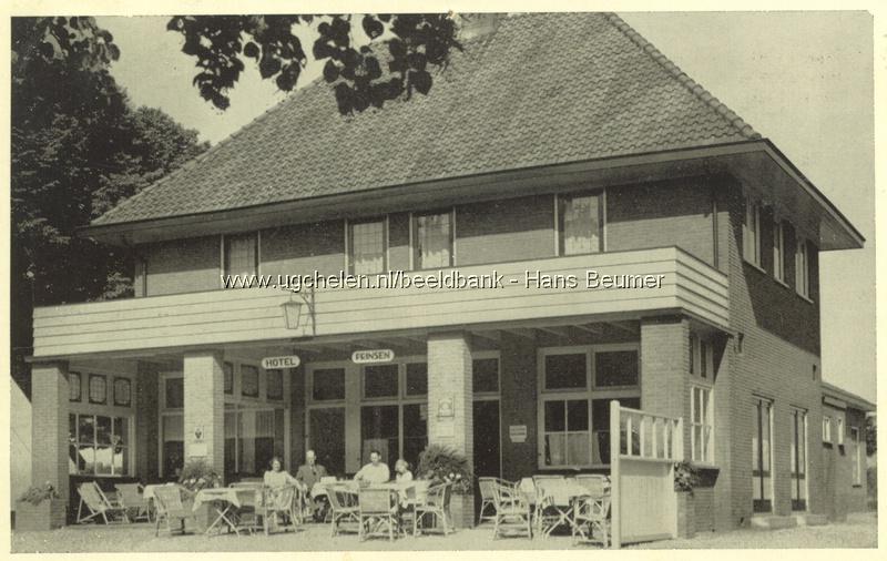Hotel Café Restaurant 'Prinsen'