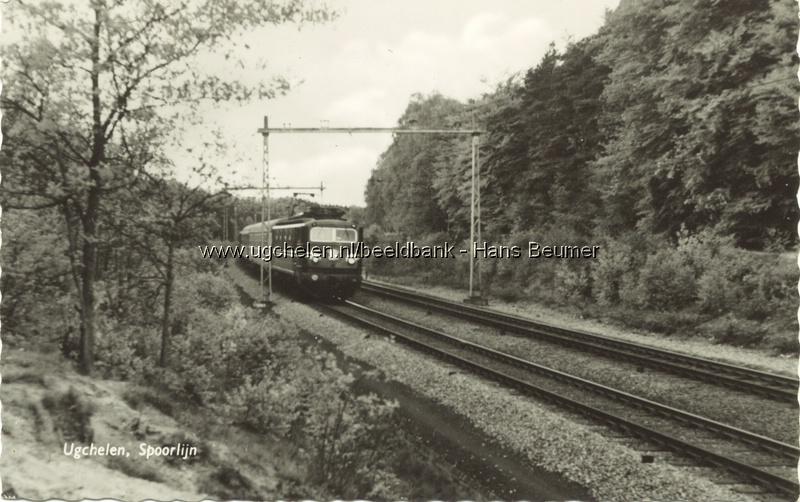 Spoorlijn Willemsbos