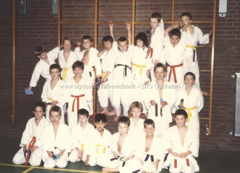 DIO Ugchelen Judo