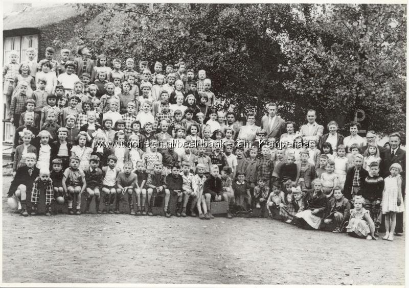 Schoolfoto CNS Ugchelen