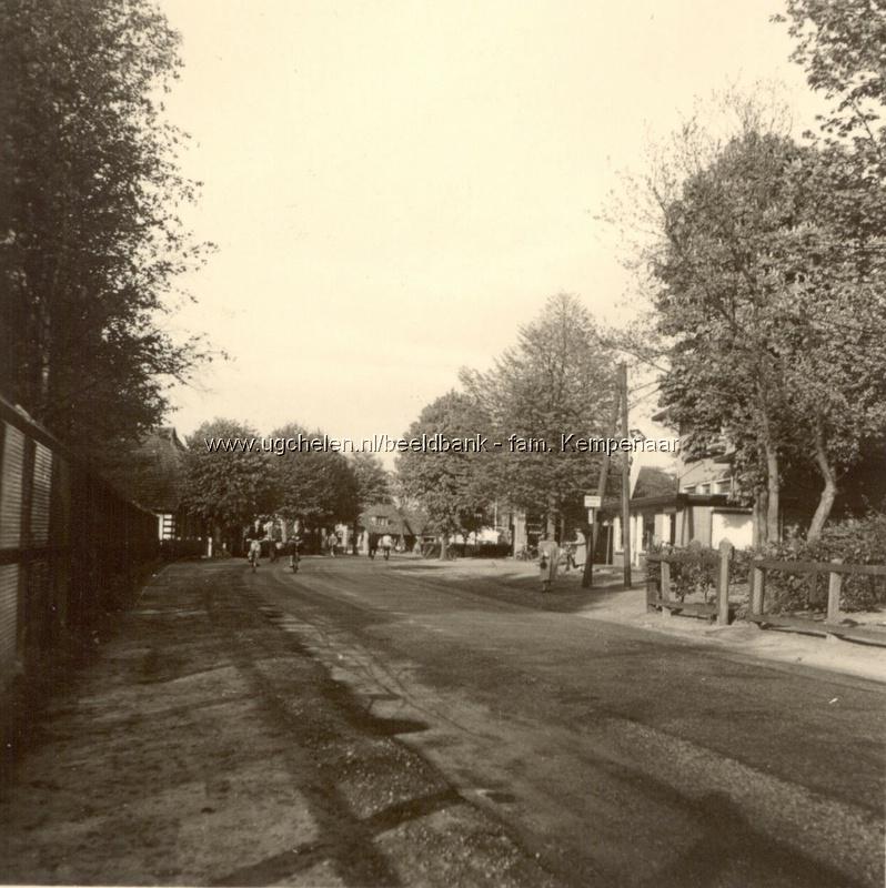 Tussen Grensweg en Bogaardslaan