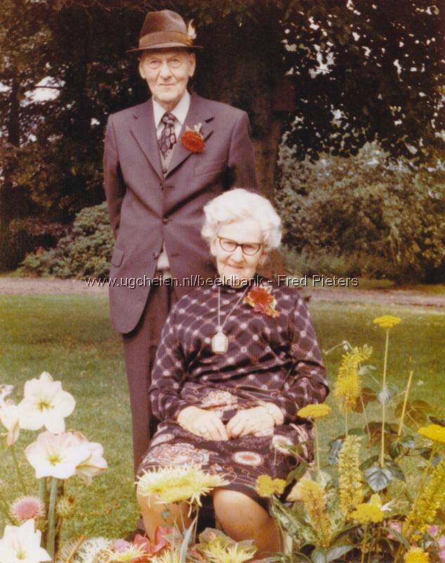 De heer en mevrouw Middelbeek