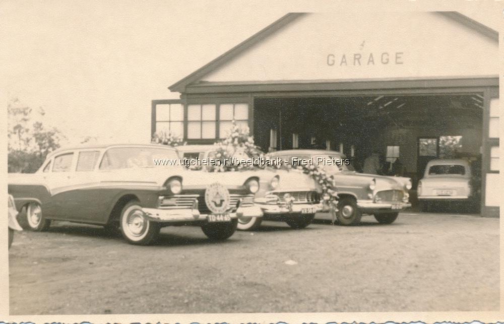 Opening Garage Pieters