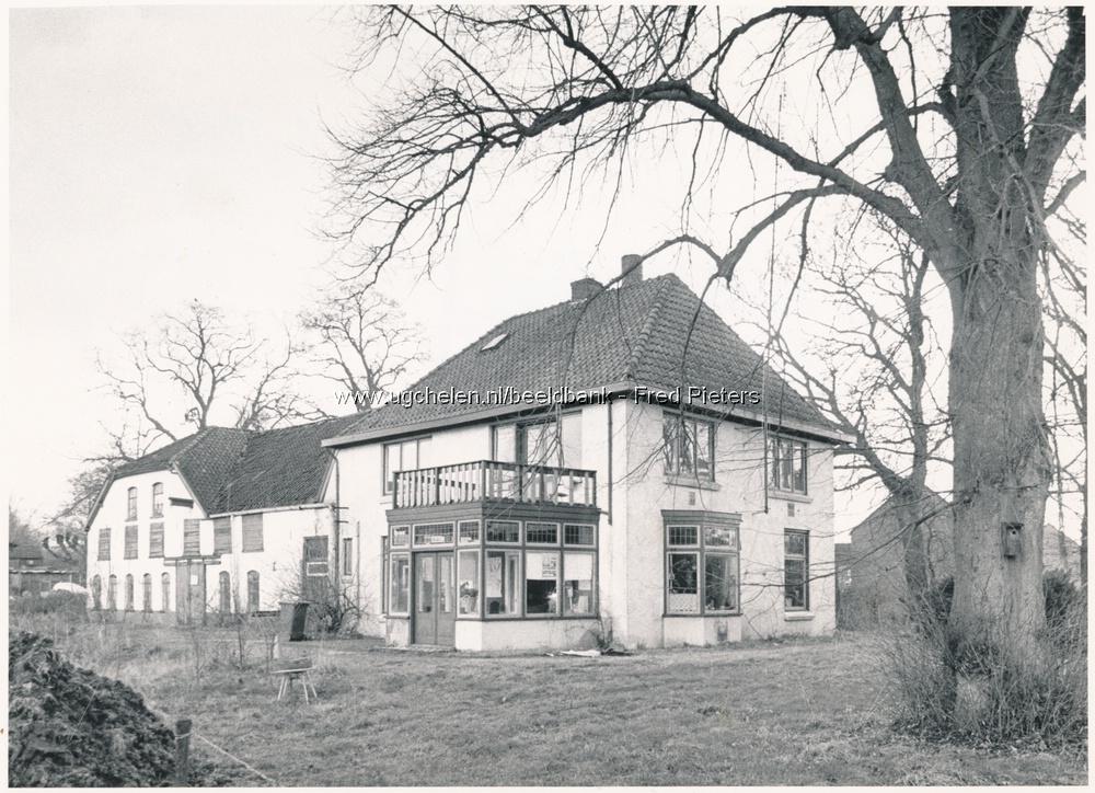 Woonhuis en wasserij Middelbeek