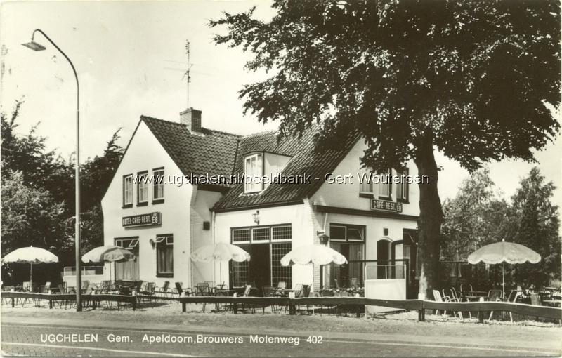 Brouwersmolenweg Hotel Cafe 'De E8'