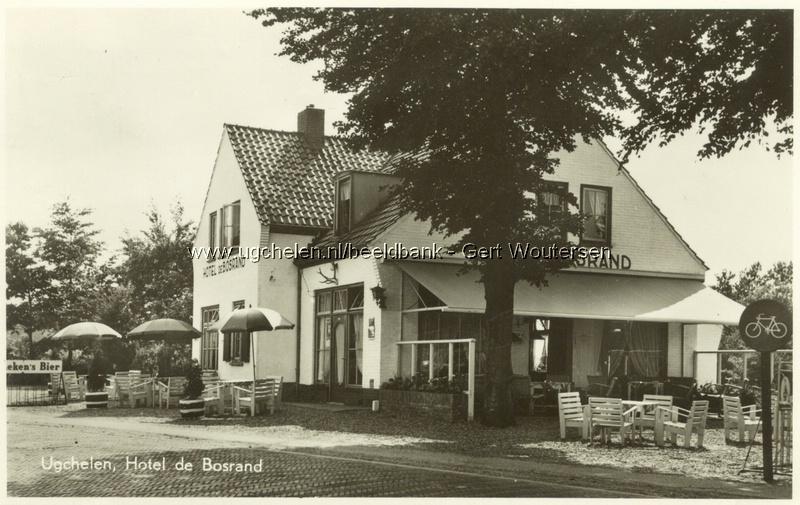 Brouwersmolenweg Hotel de Bosrand