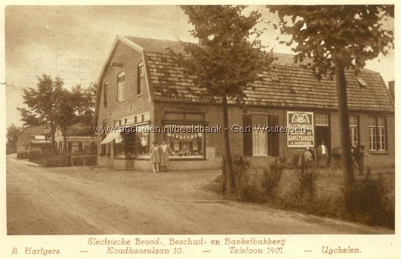 Bakkerij A. Hartgers