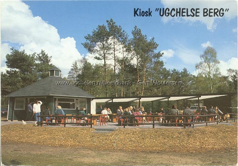 Kiosk Ugchelseberg